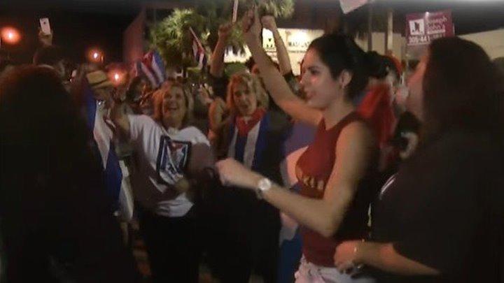Празднующих смерть Кастро ждет разочарование — эксперты о реакции кубинской диаспоры в США