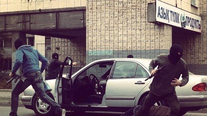 Рэкетир 2. боевик, драма, криминал