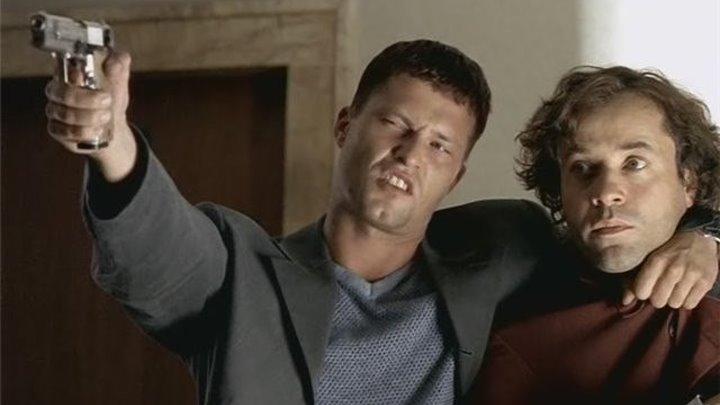 Достучаться до небес 1997. HD. Драма комедия боевик криминал