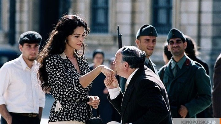 Малена (2000) драма, мелодрама, военный