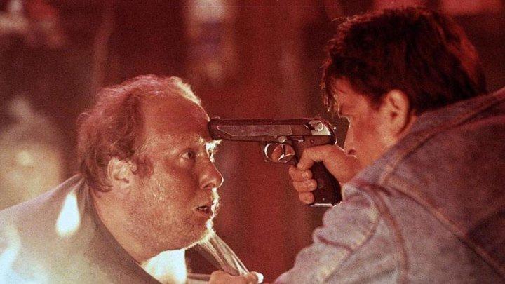 Новичок / The Rookie (1990 HD) Боевик, Триллер, Драма, Комедия, Криминал