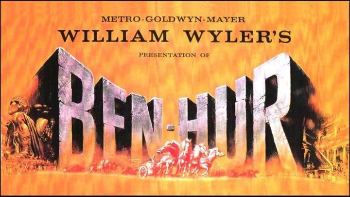 Ben-Hur (1959) Blu-Ray 720p - DUBLADO