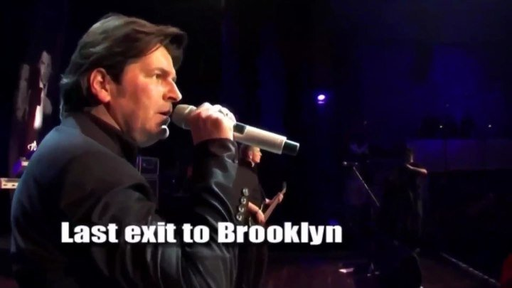 Thomas Anders - Last exit to Brooklyn (live concert in Koblenz 2009)