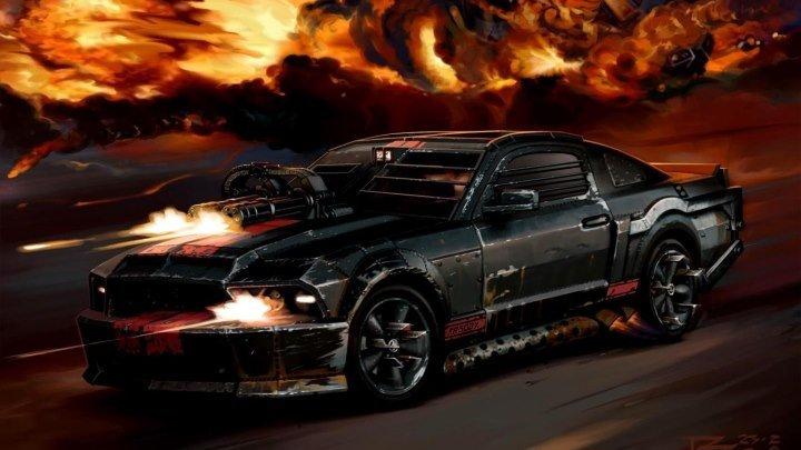Смертельная гонка 3: Ад (2013) Death Race: Inferno