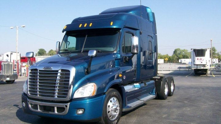 Freightliner Cascadia 125 60 High Rise Sleeper Cummins Ultrashift For Sale Miami, FL