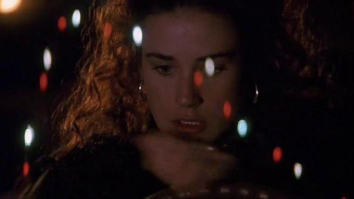 Страшные мысли (триллер с Деми Мур, Гленн Хедли, Брюсом Уиллисом, Харви Кейтелем) | США, 1991