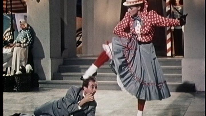 Королева Чардаша / Die Csardasfürstin (Германия (ФРГ) 1951 HD) Музыкальный, Комедия