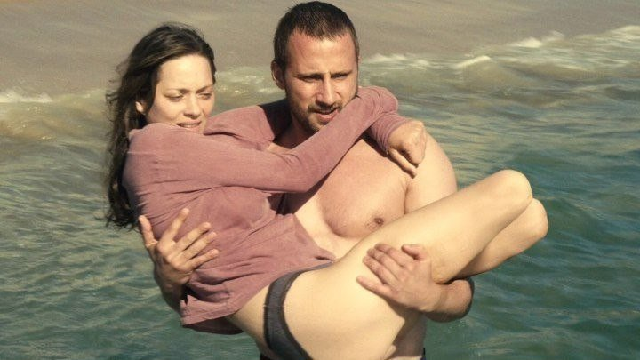 Ржавчина и кость HD(драма)2012 (18+)