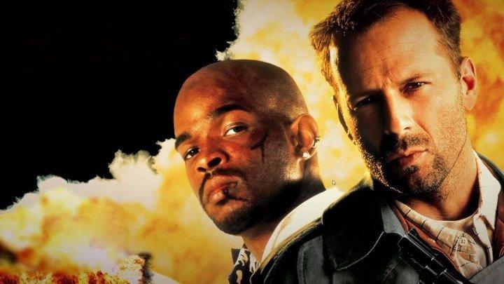 Последний бойскаут (боевик с Брюсом Уиллисом и Дэймоном Уэйансом) | США, 1991