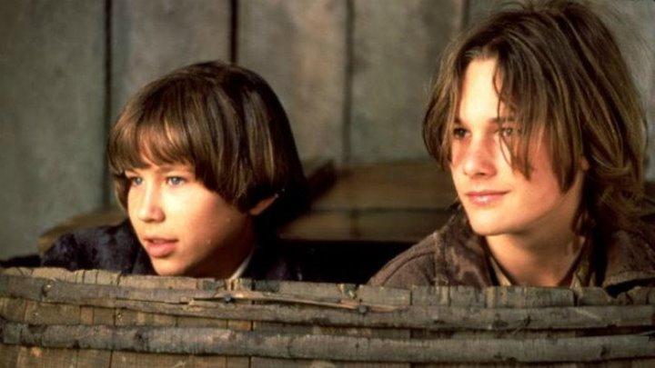 Приключения Тома Сойера (1995) мелодрама, комедия, приключения, семейный