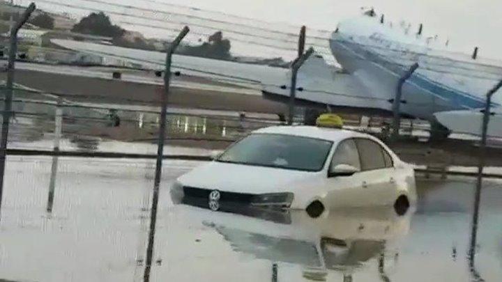 Израиль. Дождь. 28 октября 2016.