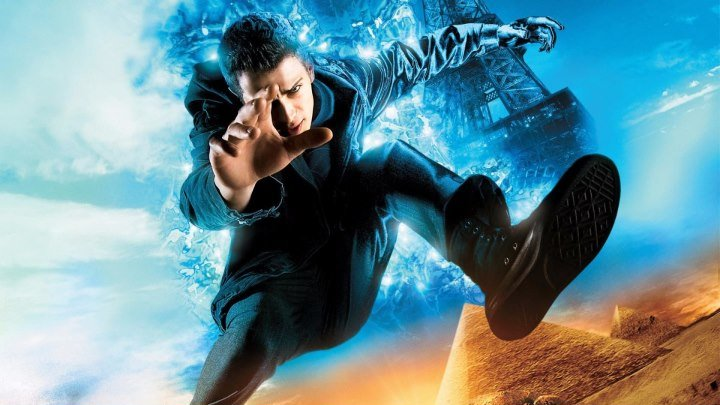 Телепорт 2008 фантастика, боевик, триллер