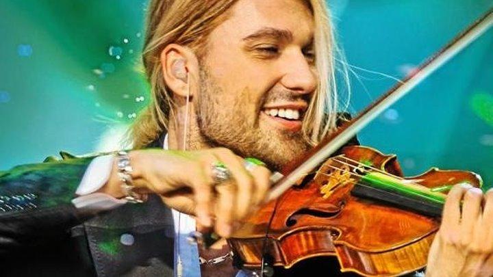 Скрипач-виртуоз ДЭВИД ГАРРЕТТ / DAVID GARRETT - Live in Concert (HD)