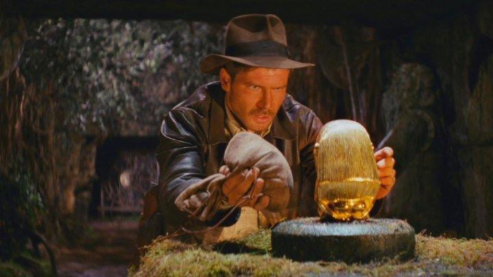 """Фильм """" Индиана Джонс В поисках утраченного ковчега """" ."""