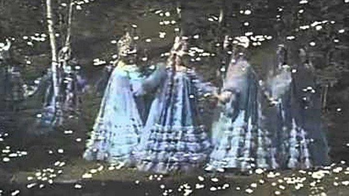 Золотые рога.Худ. фильм-сказка.1972 г. РУССКИЙ КИНОТЕАТР.