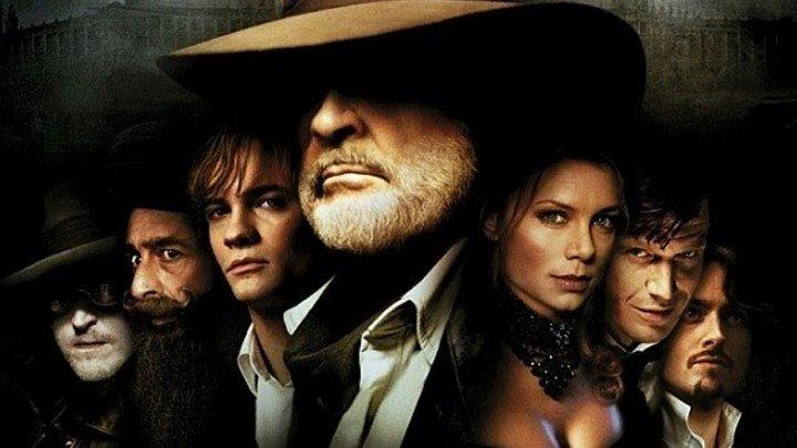 Лига выдающихся джентльменов (2003) 1080p