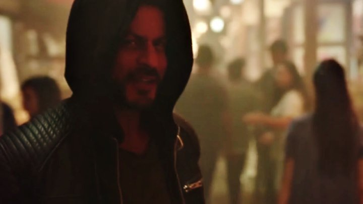 промо ролик у рекламе Шах Рукх Кхан в Дубае