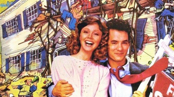 Долговая яма (комедия с Томом Хэнксом и Шелли Лонг)   США, 1986
