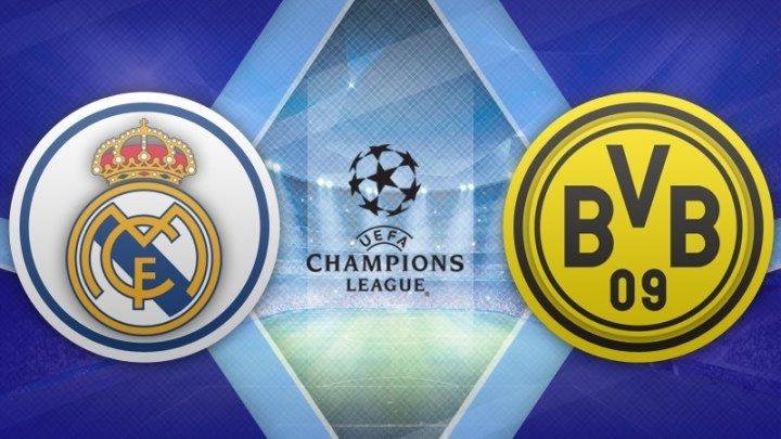 Реал Мадрид 2:2 Боруссия Д | Лига Чемпионов 2016/17 | Групповой этап | 6-тур | Обзор матча