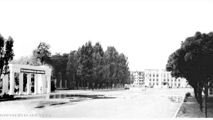 Мелитополь 70-х ( по материалам архива ТГАТУ ). BIS-2016.