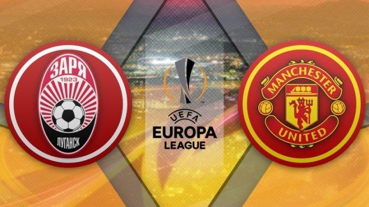 Заря 0:2 Манчестер Юнайтед | Лига Европы УЕФА 2016/17 | Групповой этап | 6-тур | Обзор матча