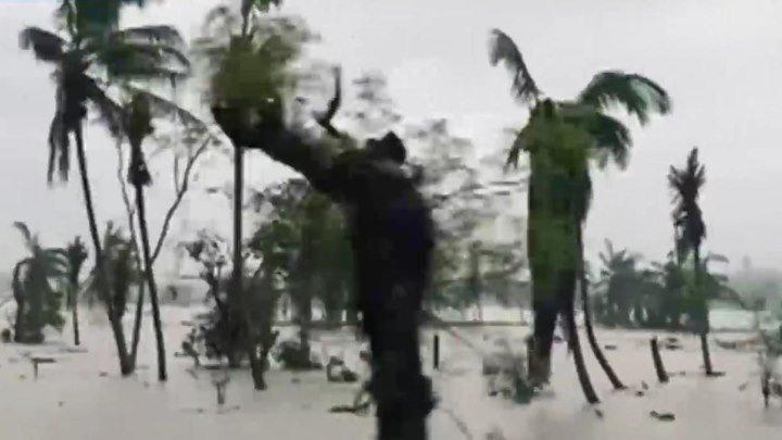 Гаити. Дождь. 5 ноября 2016.