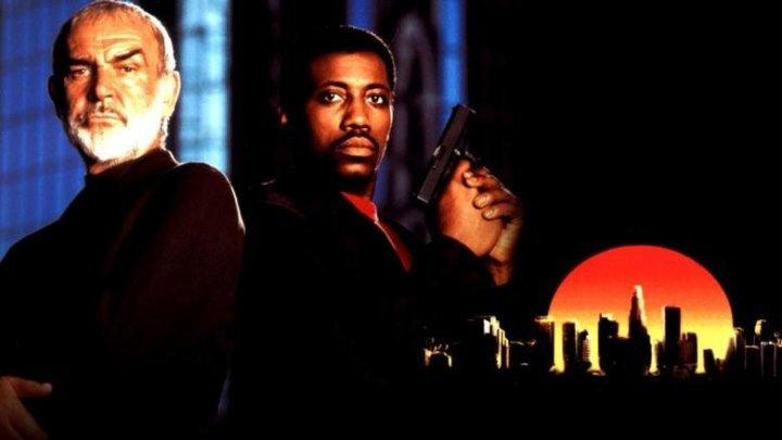 Восходящее солнце (криминальный триллер с Шоном Коннери и Уэсли Снайпсом)   США, 1993