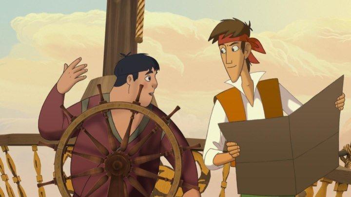 Синдбад. Пираты семи штормов (2016 мультфильм)