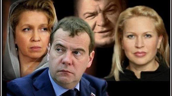 Жена Медведева сестра воровки Васильевой