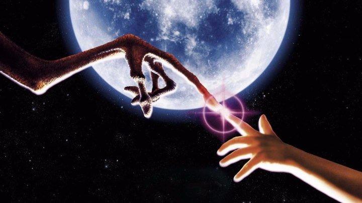 Инопланетянин (семейная фантастическая драма Стивена Спилберга)   США, 1982