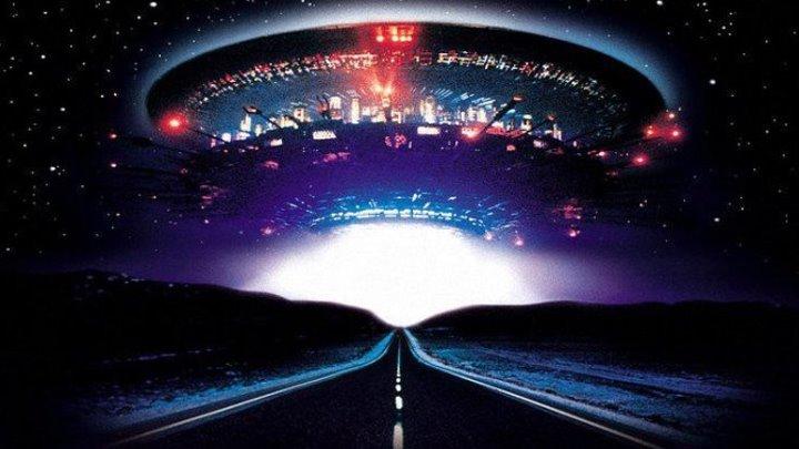 Близкие контакты третьей степени [полная режиссерская версия] (фантастическая драма Стивена Спилберга с Ричардом Дрейфусом и Франсуа Трюффо) | США, 1977