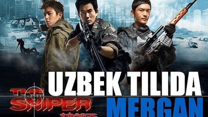 Mergan / Sniper (Uzbek tilida) HD