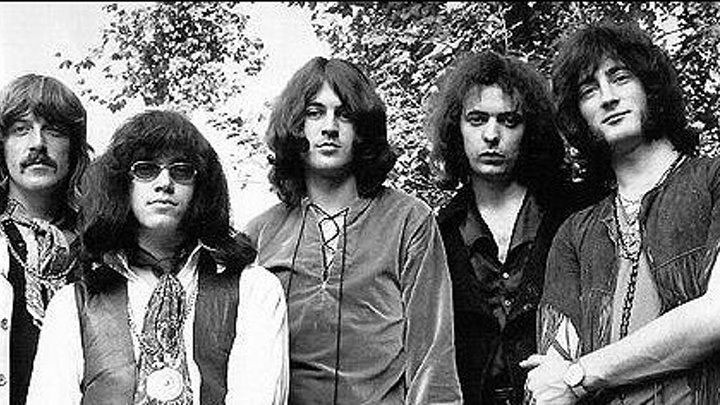 ...Deep Purple - Дым над водой (1972 г)...