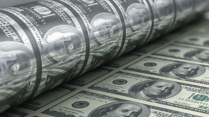 💰 Как делают доллары. Фабрика по изготовлению денег.