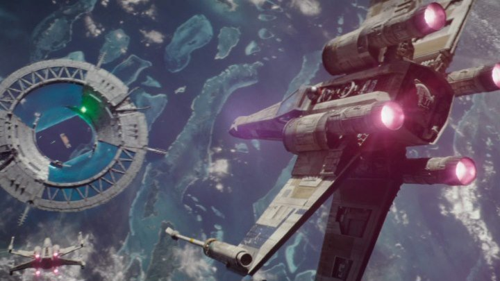"""До премьеры фильма """"Изгой-один: Звёздные Войны. Истории"""" осталось совсем немного, а мы спешим порадовать вас новым трейлером ;) Приятного просмотра!"""