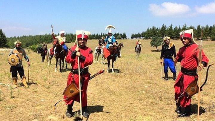 Османы и христиане. Битва за Европу (2016) 2 серия
