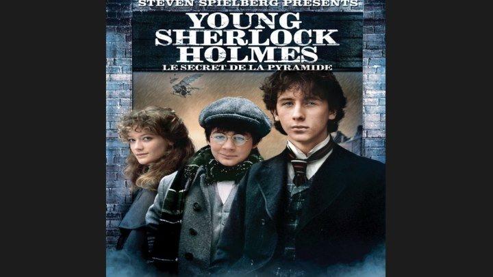 """""""Молодой Шерлок Холмс"""" _ (1985) Приключения,детектив."""