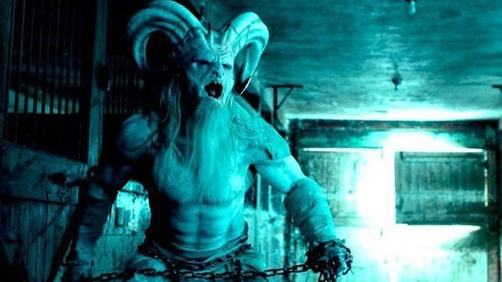 Падший предвестник (2015) фантастика, ужасы