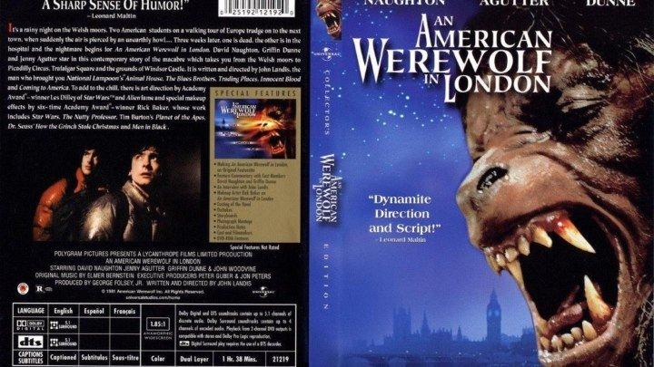 Американский оборотень в Лондоне (1981) ужасы