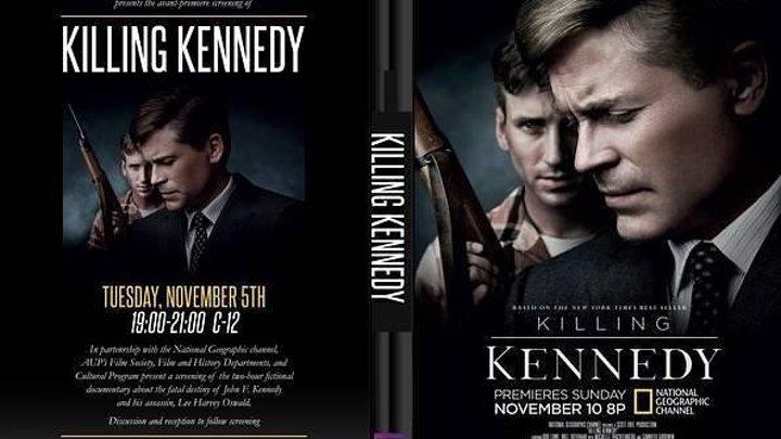Убийство Кеннеди (2013) Драма, Биография.