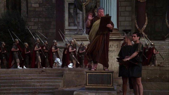 Рим / Rome [Сезон:01 Серии:07-08 из 12] (2005: боевик, драма, военный, история)