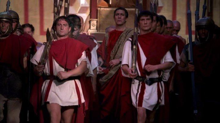 Рим / Rome [Сезон:01 Серии:11-12 из 12] (2005: боевик, драма, военный, история)
