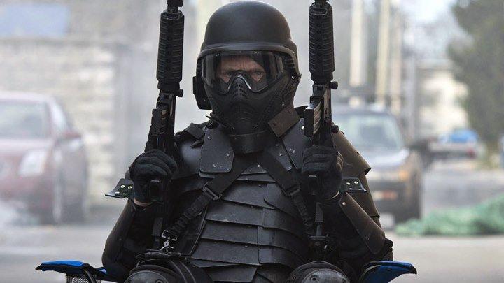 """""""Ярость 3"""" (2016) Rampage: President Down. Боевик, Триллер, Криминал."""