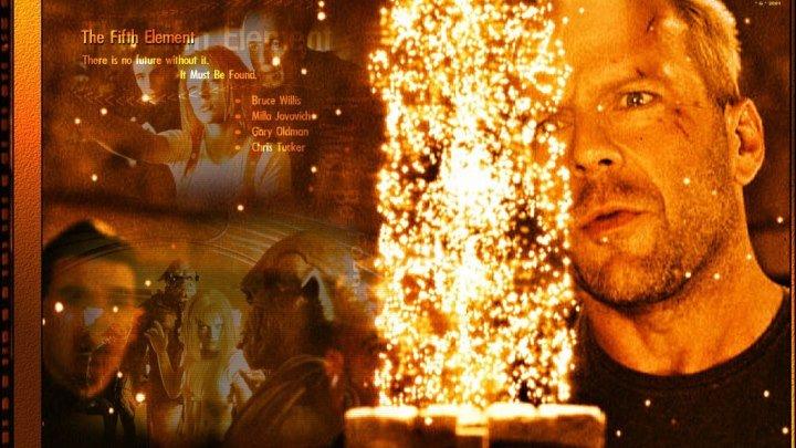 Пятый элемент HD(боевик, триллер)1997 (16+)