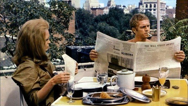 АФЁРА ТОМАСА КРАУНА / The Thomas Crown Affair (1968)