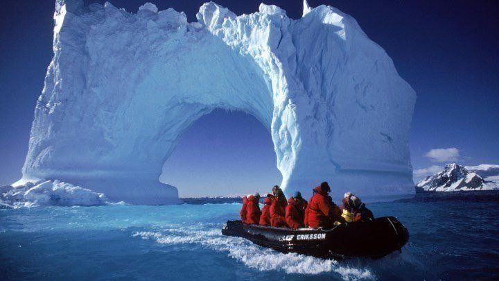 Замерзший мир - HDRip