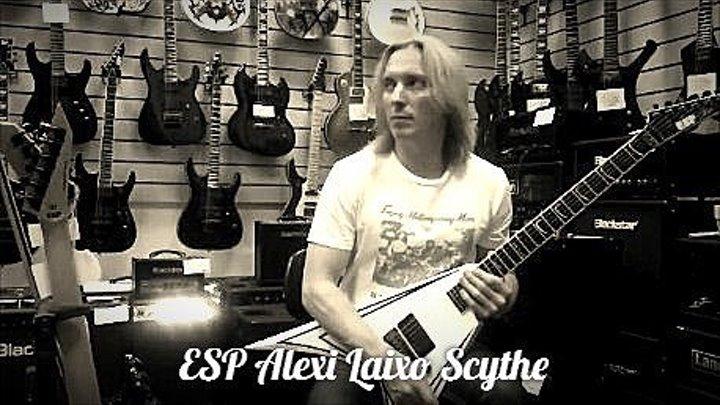 ESP Alexi Laiho Scythe