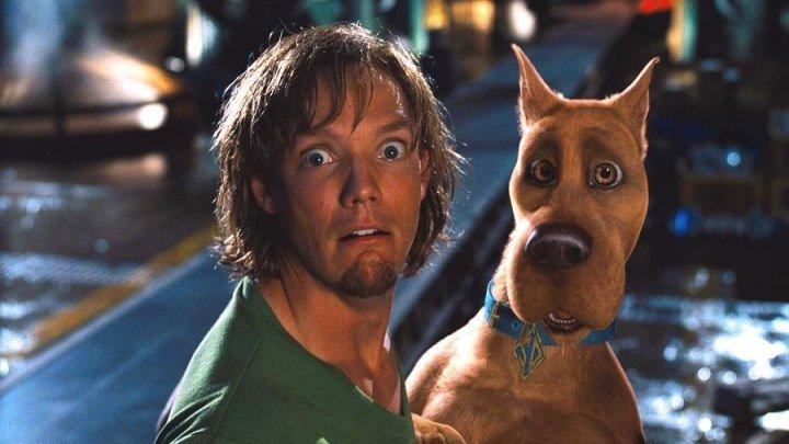 Скуби-Ду / Scooby-Doo (2002) HD