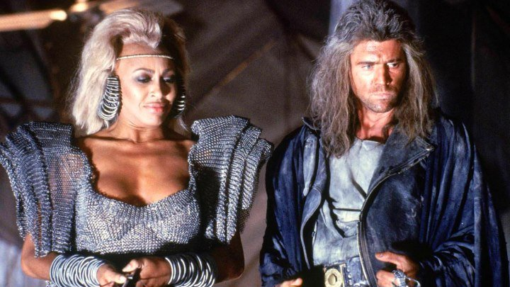 "Tina Turner - ""We Don't Need Another Hero"" 1985. (Mad Max 3 - ""Безумный Макс 3"")"