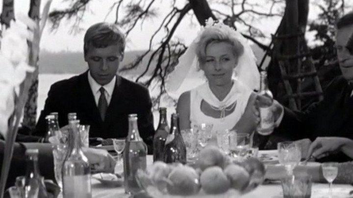 В день свадьбы. (1968)